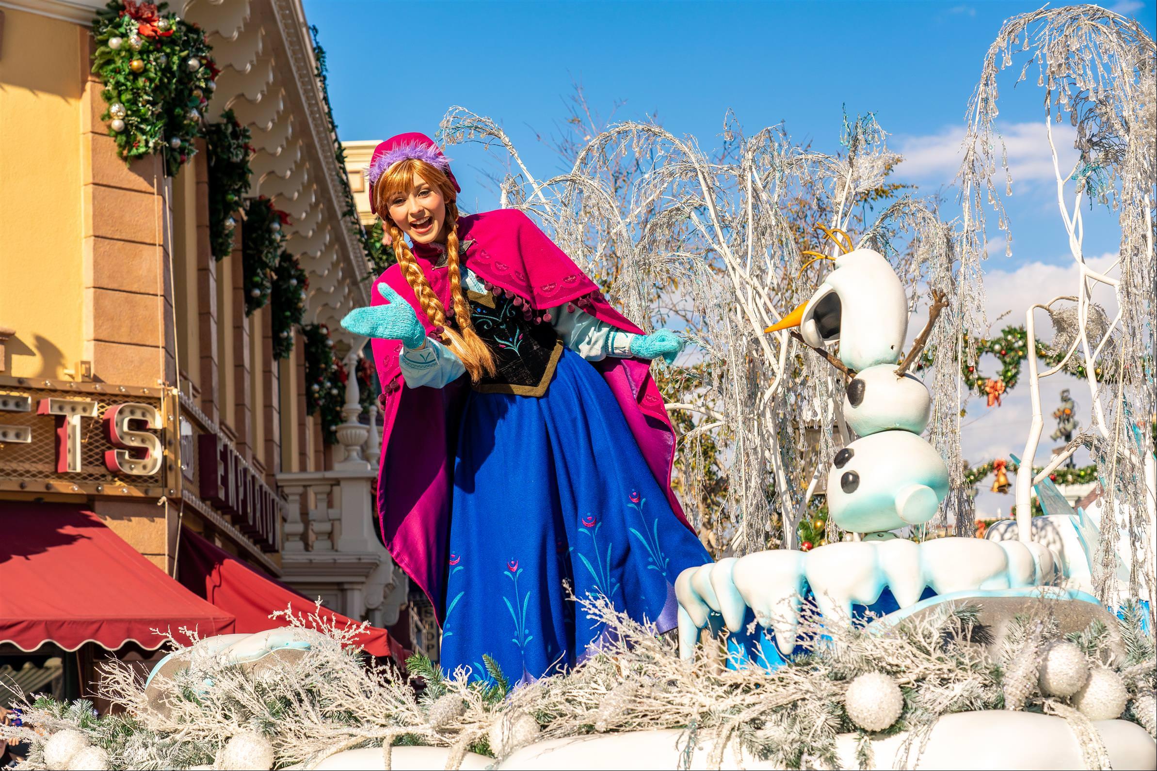 迪士尼經典樂園 Disneyland Park