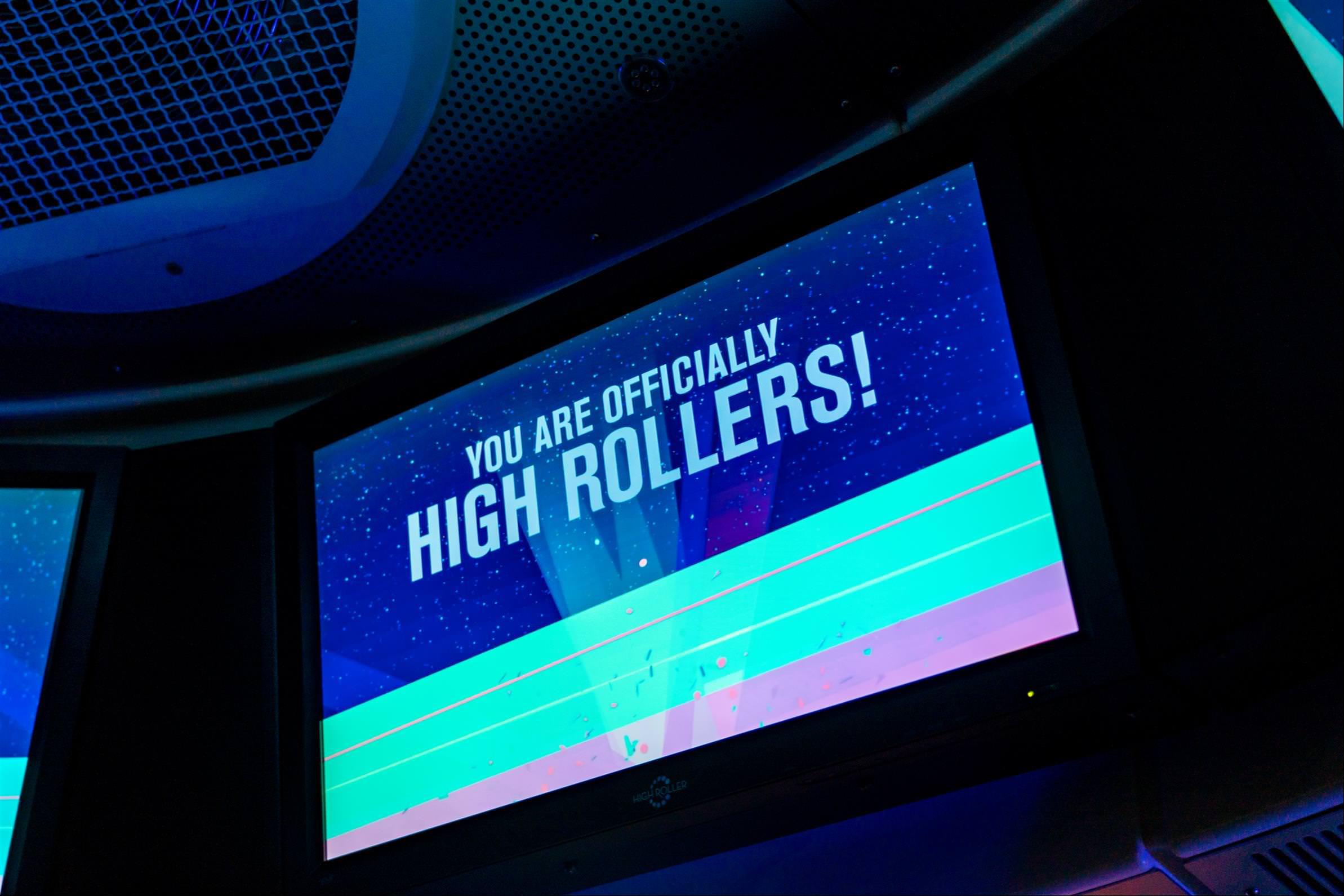 豪客摩天輪 High Roller