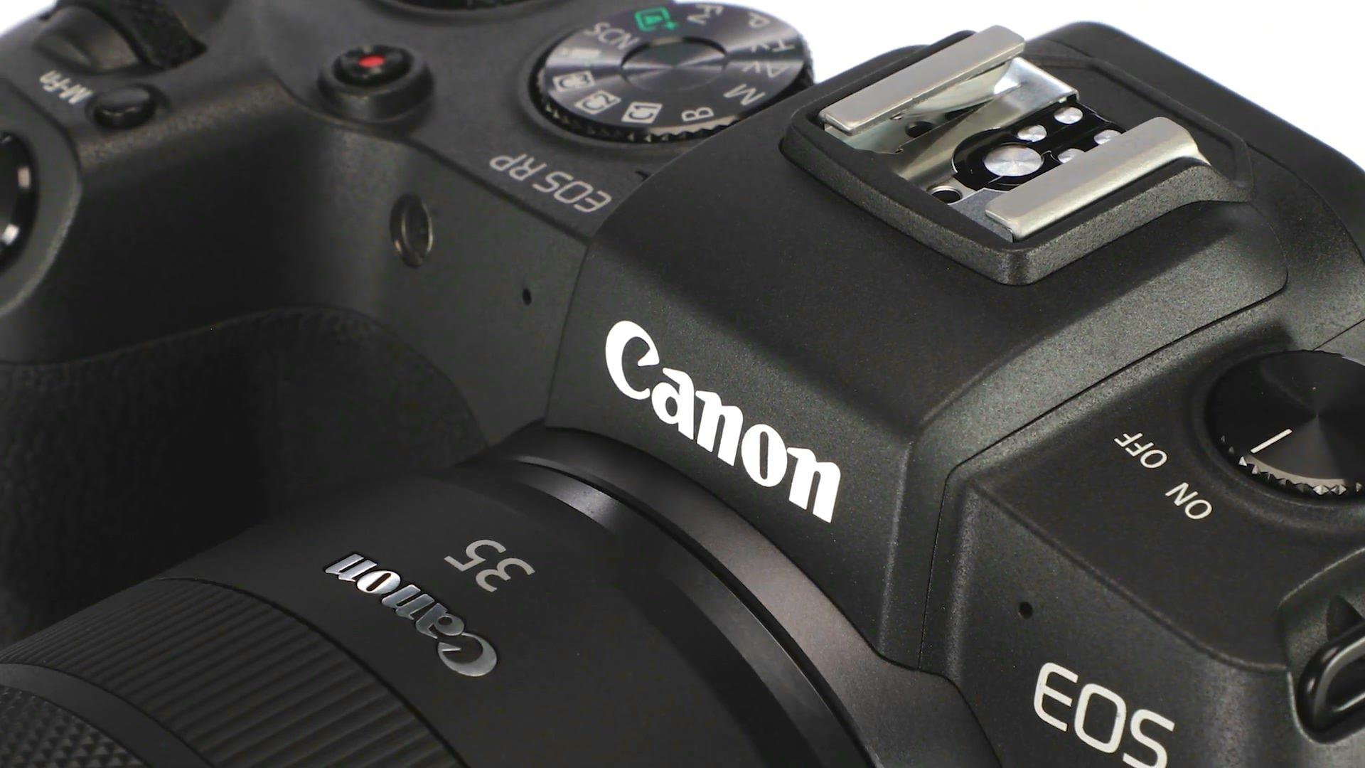 Canon EOS RP 規格
