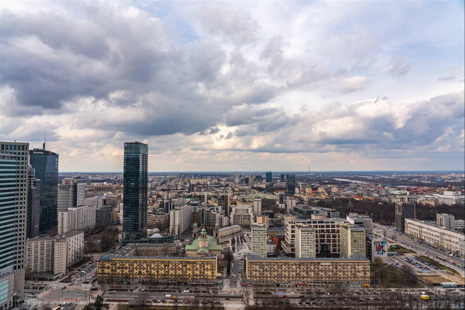 華沙科學文化宮