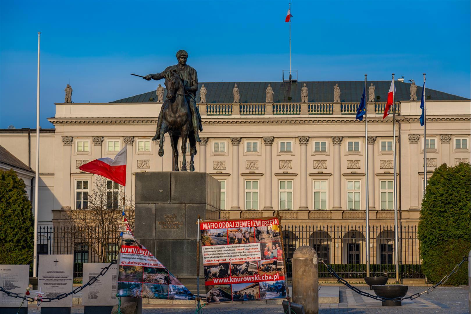 波蘭總統府