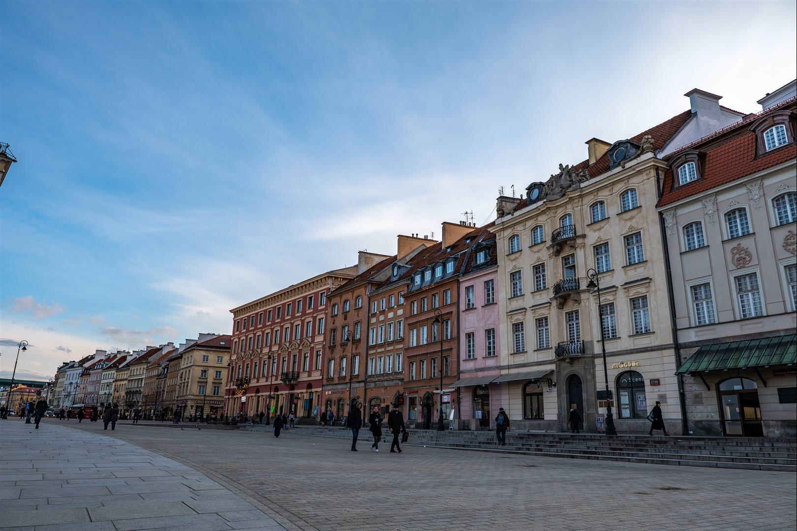 華沙城堡廣場