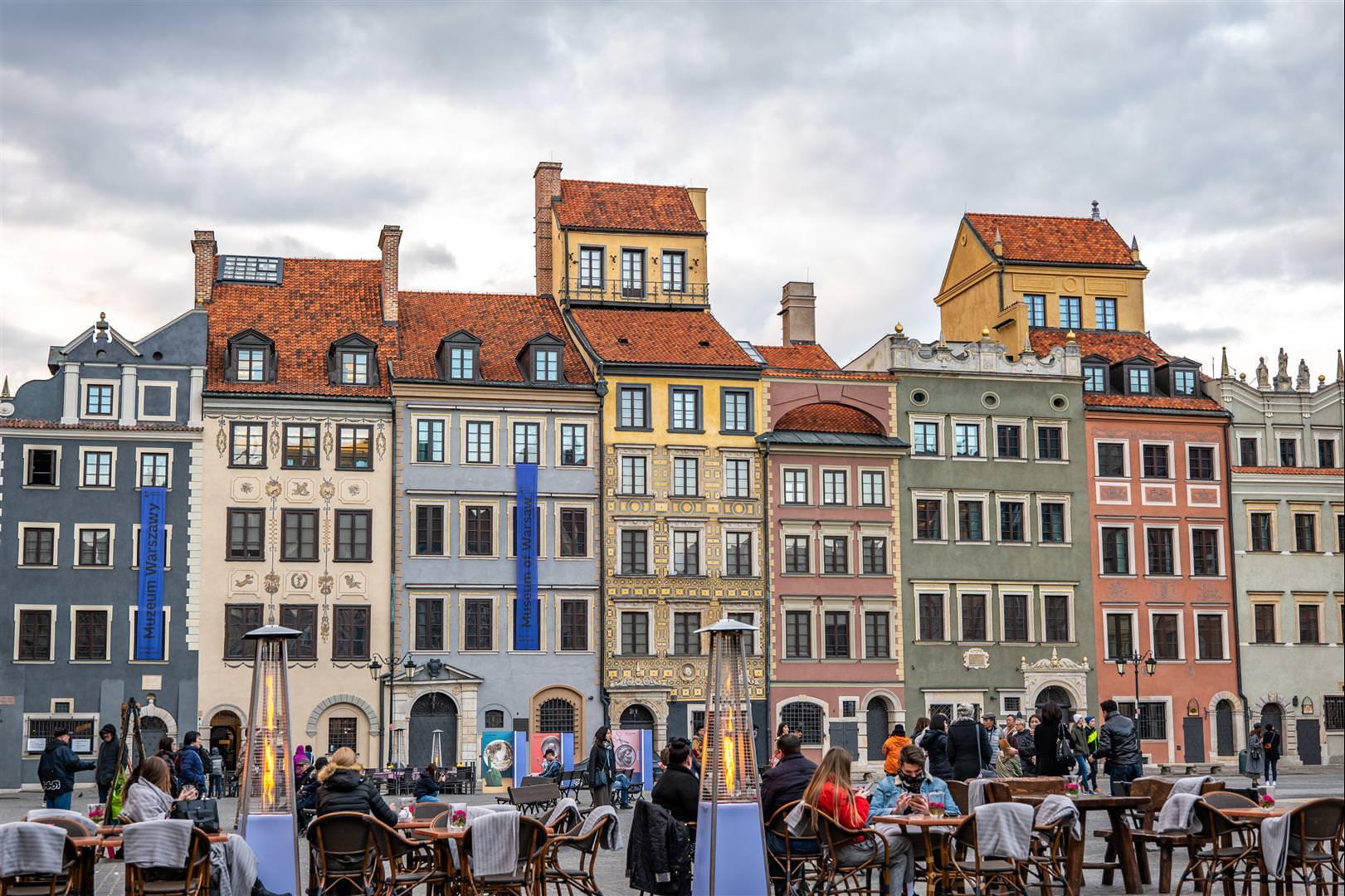 華沙老城廣場