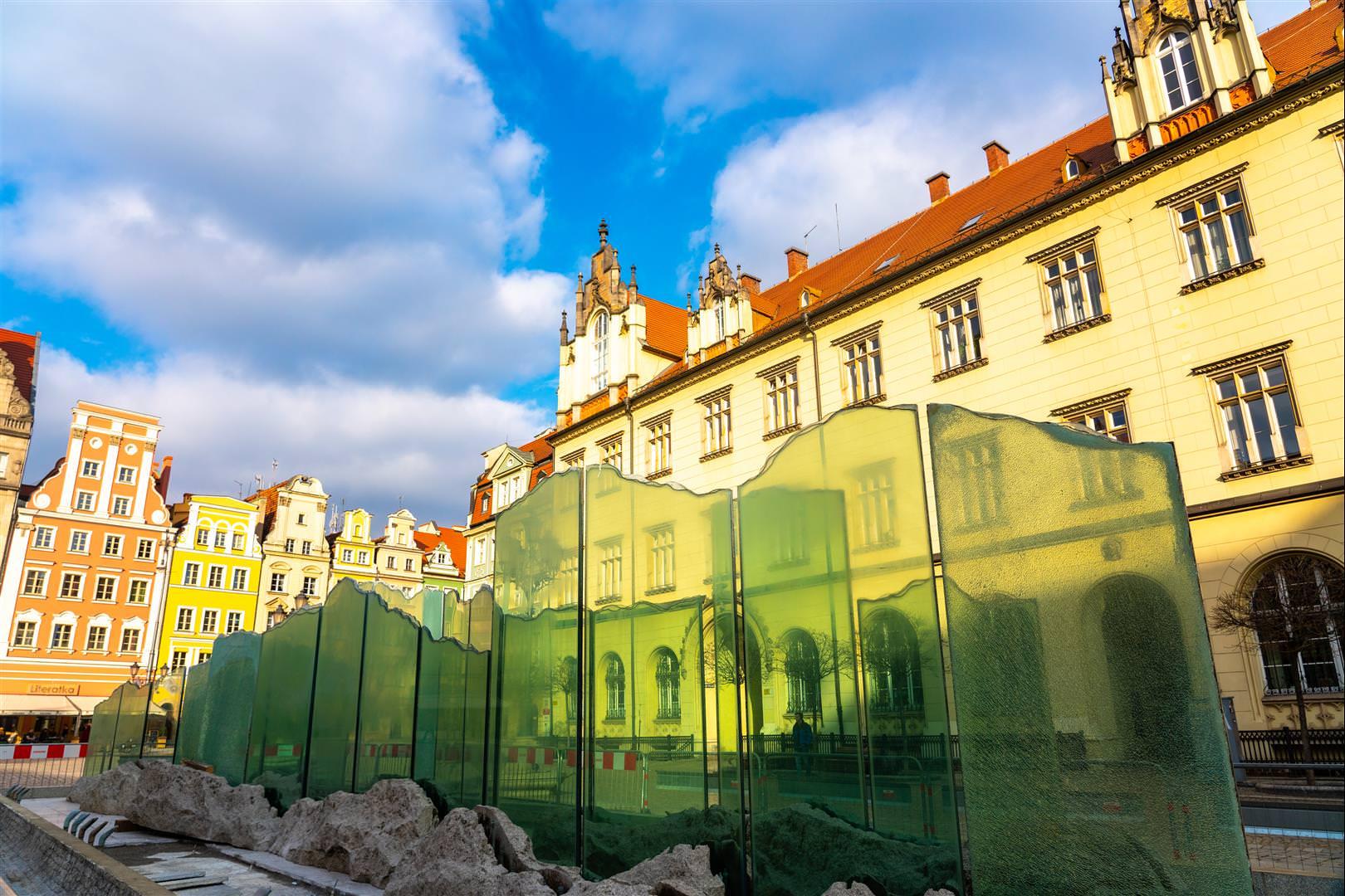樂斯拉夫市場廣場