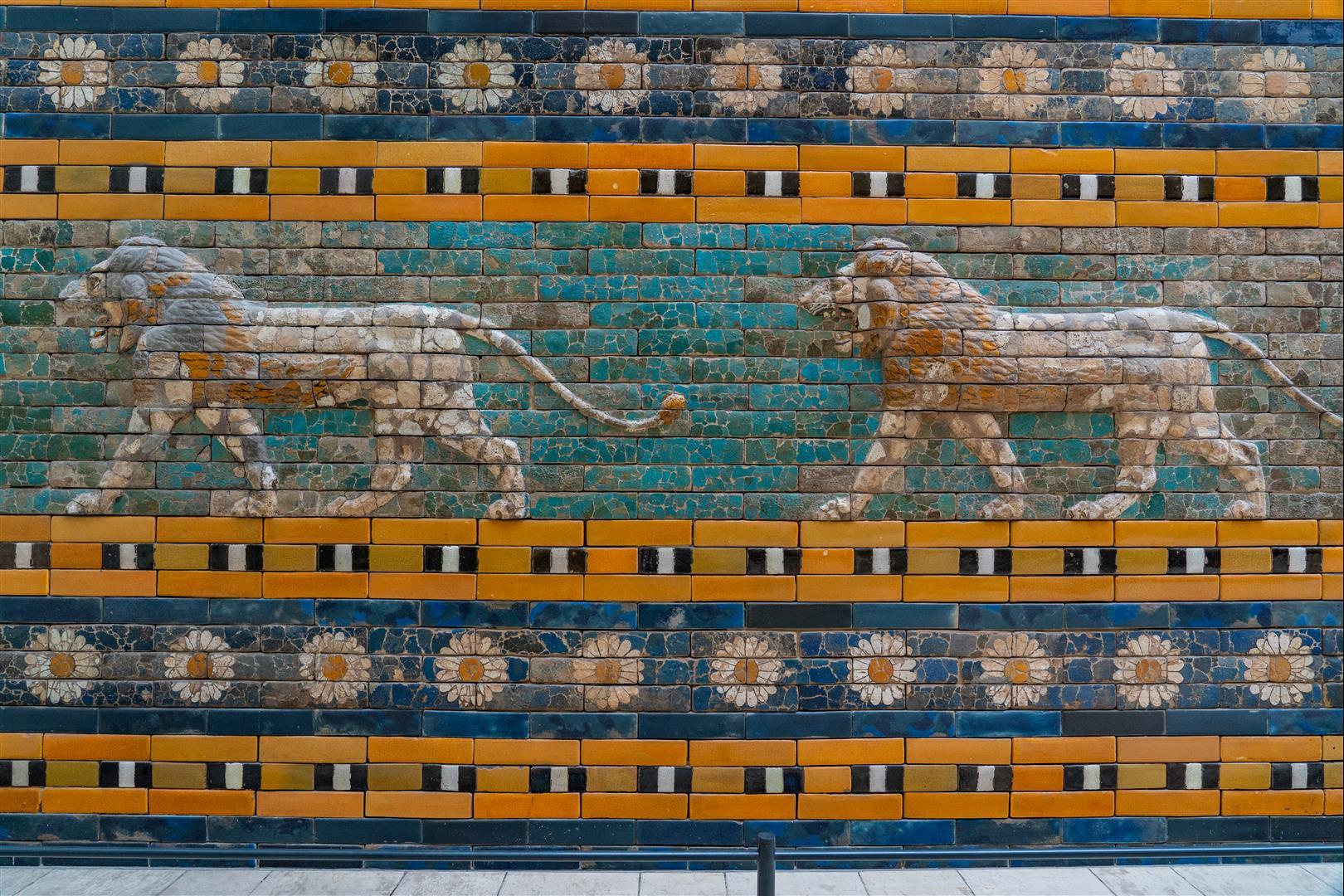 伊希達門 Ishtar Gate