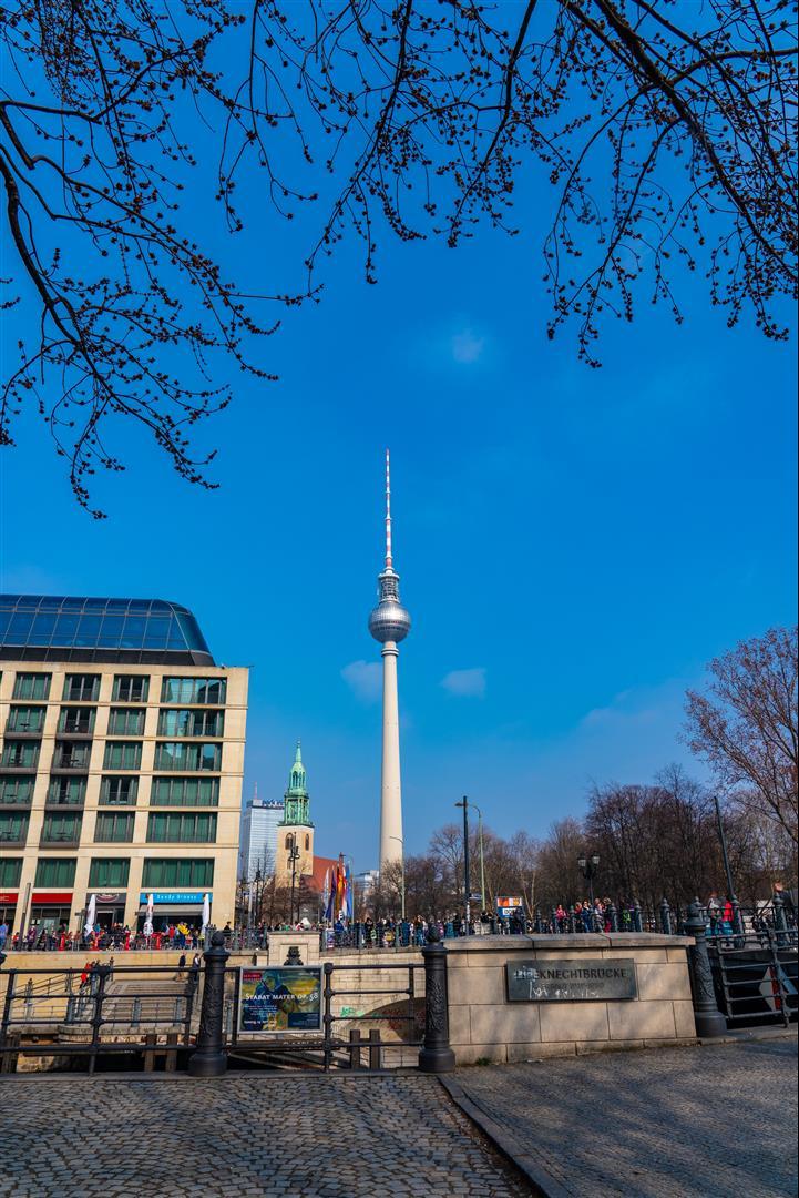 柏林電視塔
