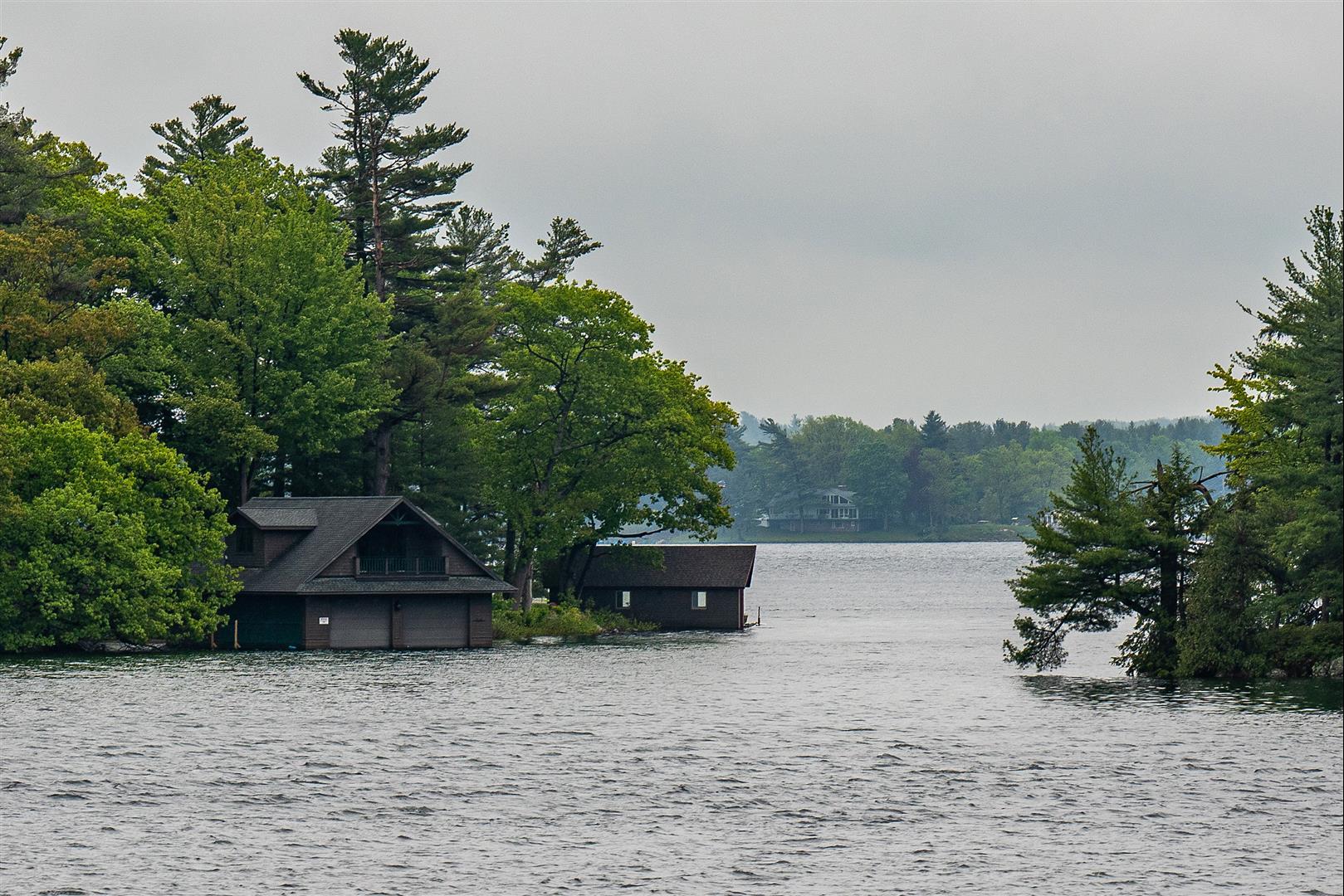 加拿大千島湖