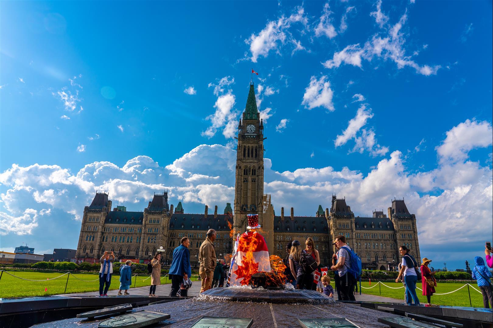 百年火焰 Centennial Flame
