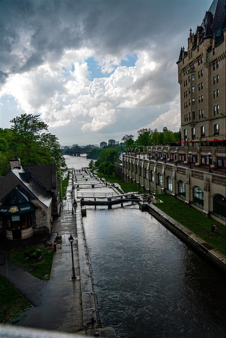 麗都運河 Rideau Canal