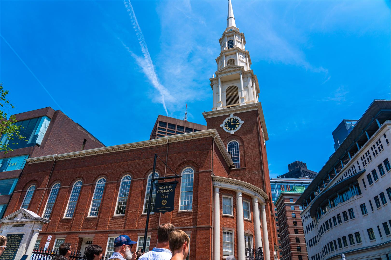 公園街教堂 (Park Street Church)