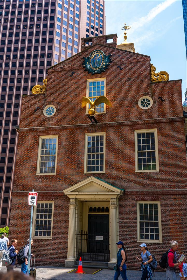 老州議會大廈(Old State House)