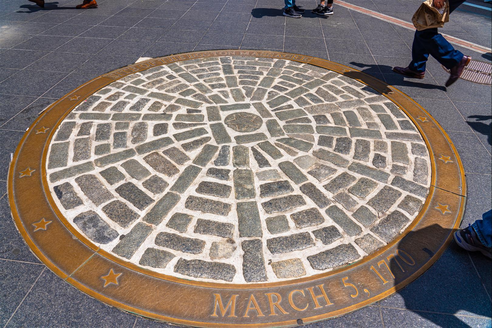 波士頓屠殺遺址(Boston Massacre)