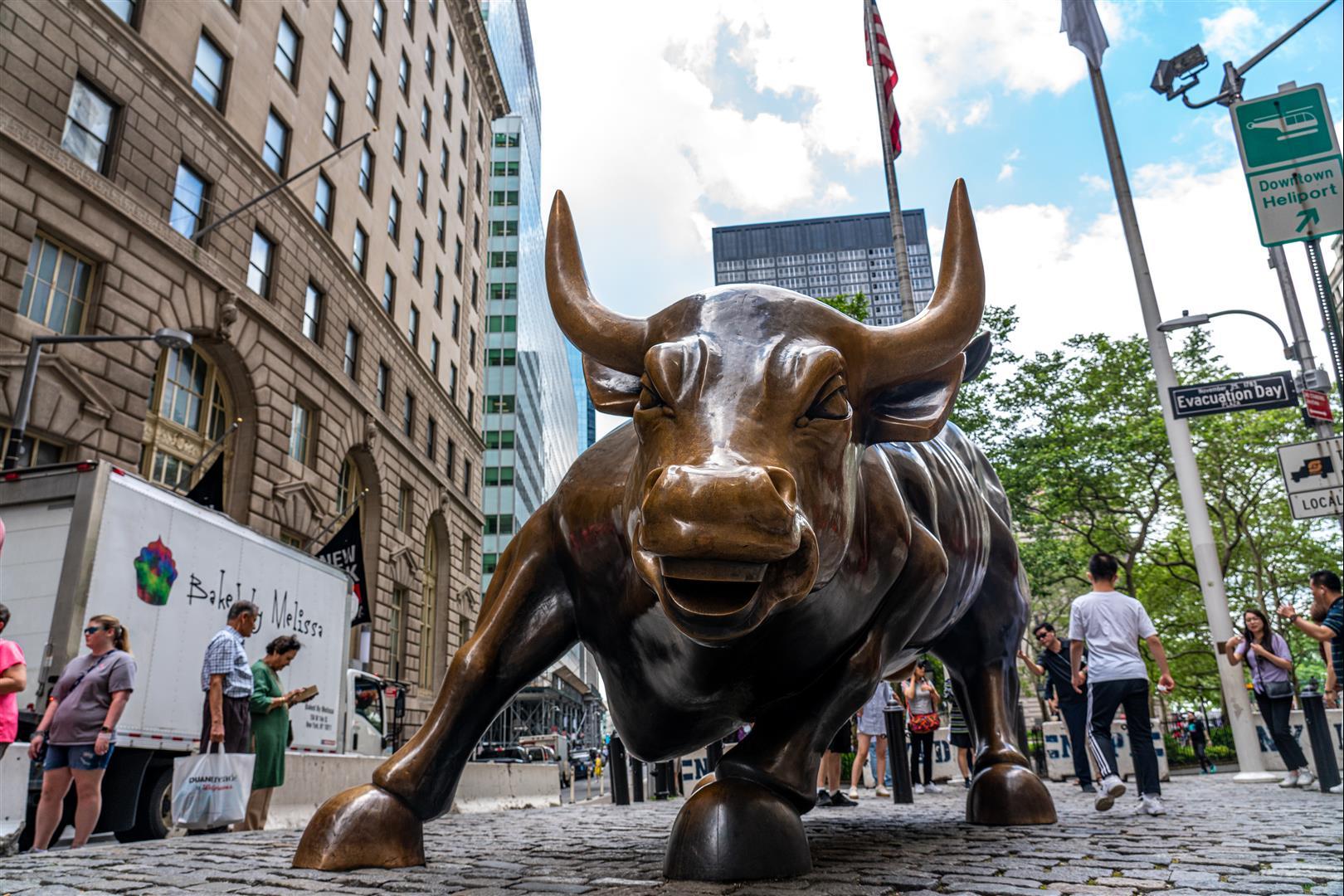 華爾街銅牛