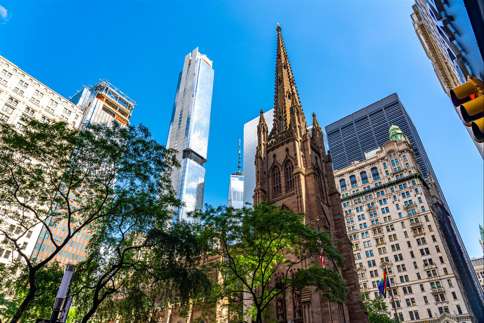 紐約聖三一教堂