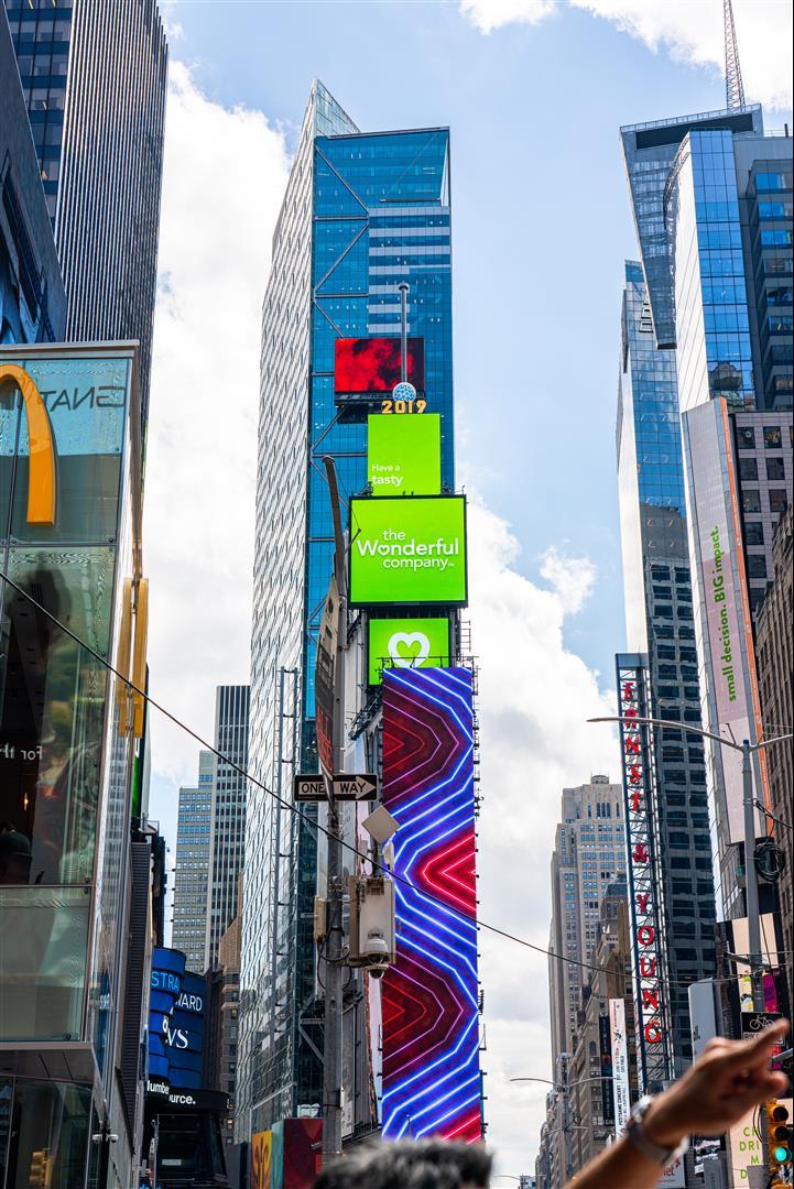 時代廣場 Time Square