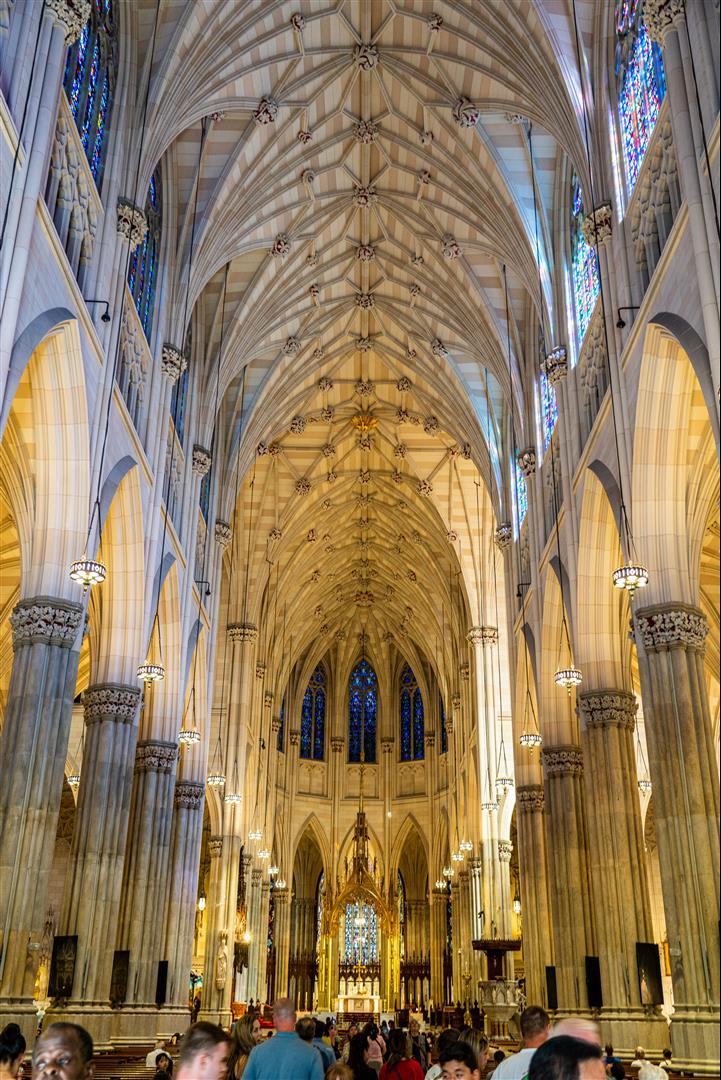 聖巴德利爵主教座堂 St. Patrick's Cathedral