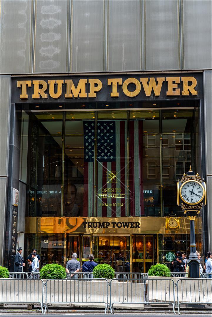 川普大廈 Trump Tower