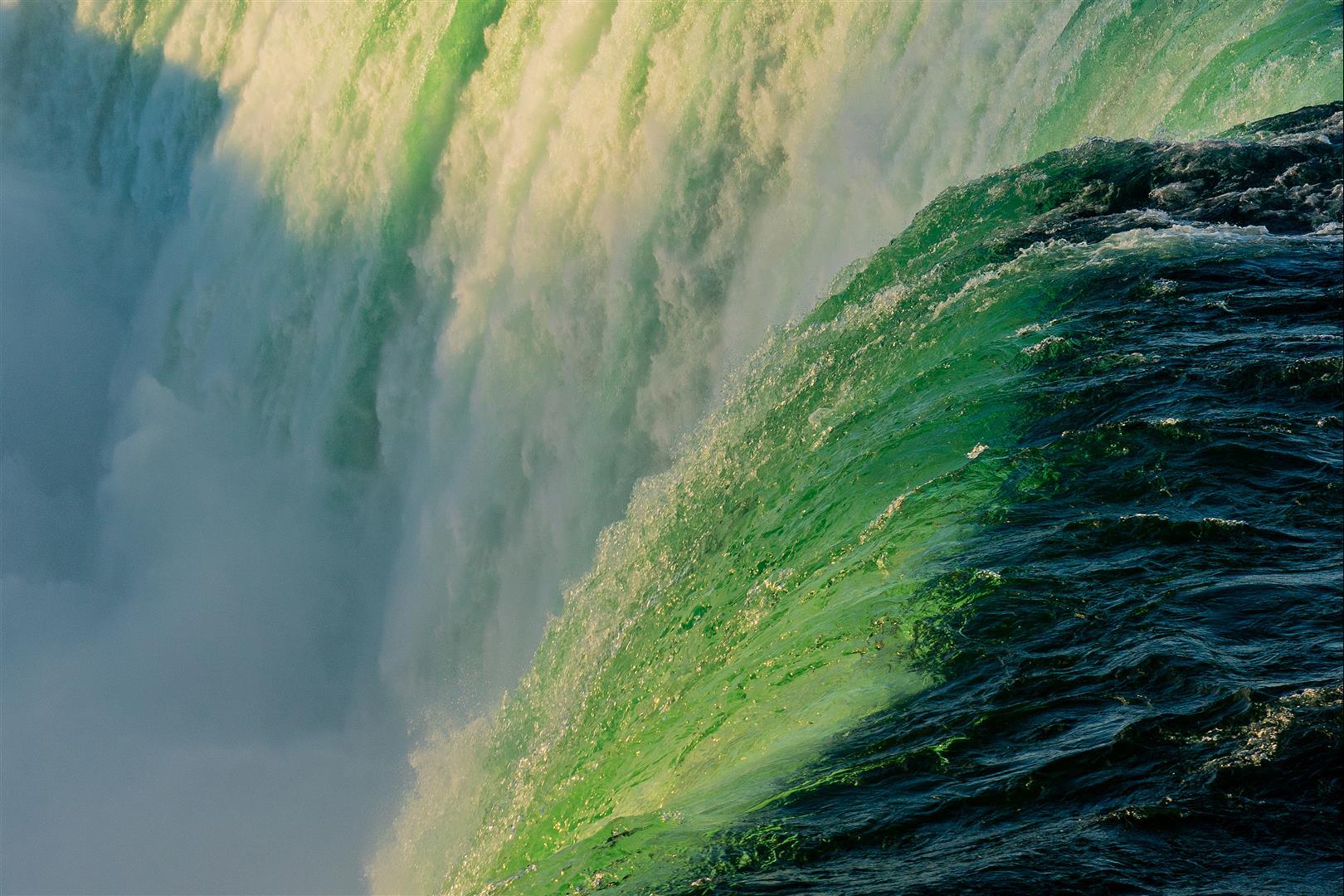 馬蹄瀑布 Horseshoe Falls