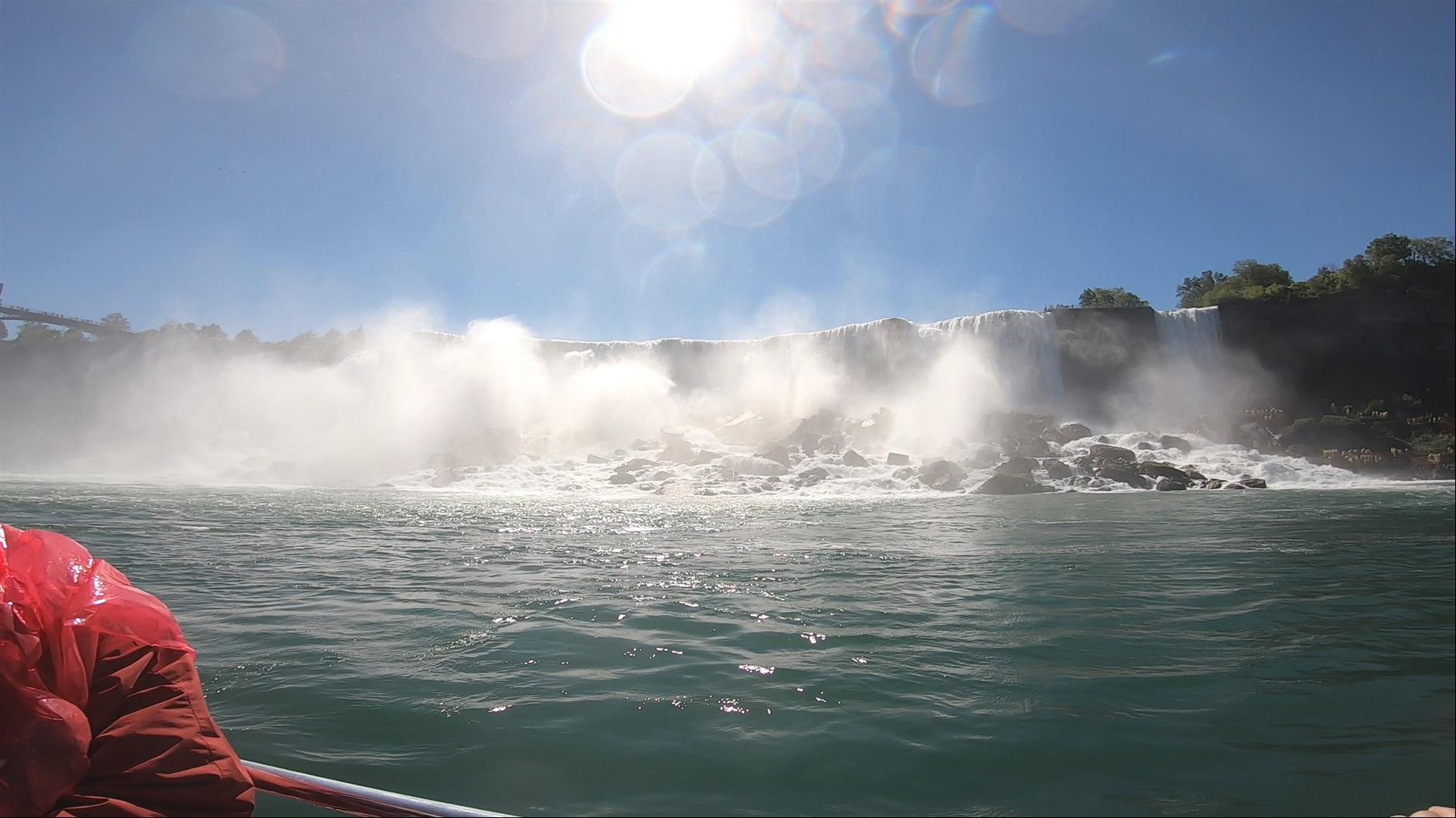 尼加拉瀑布遊河