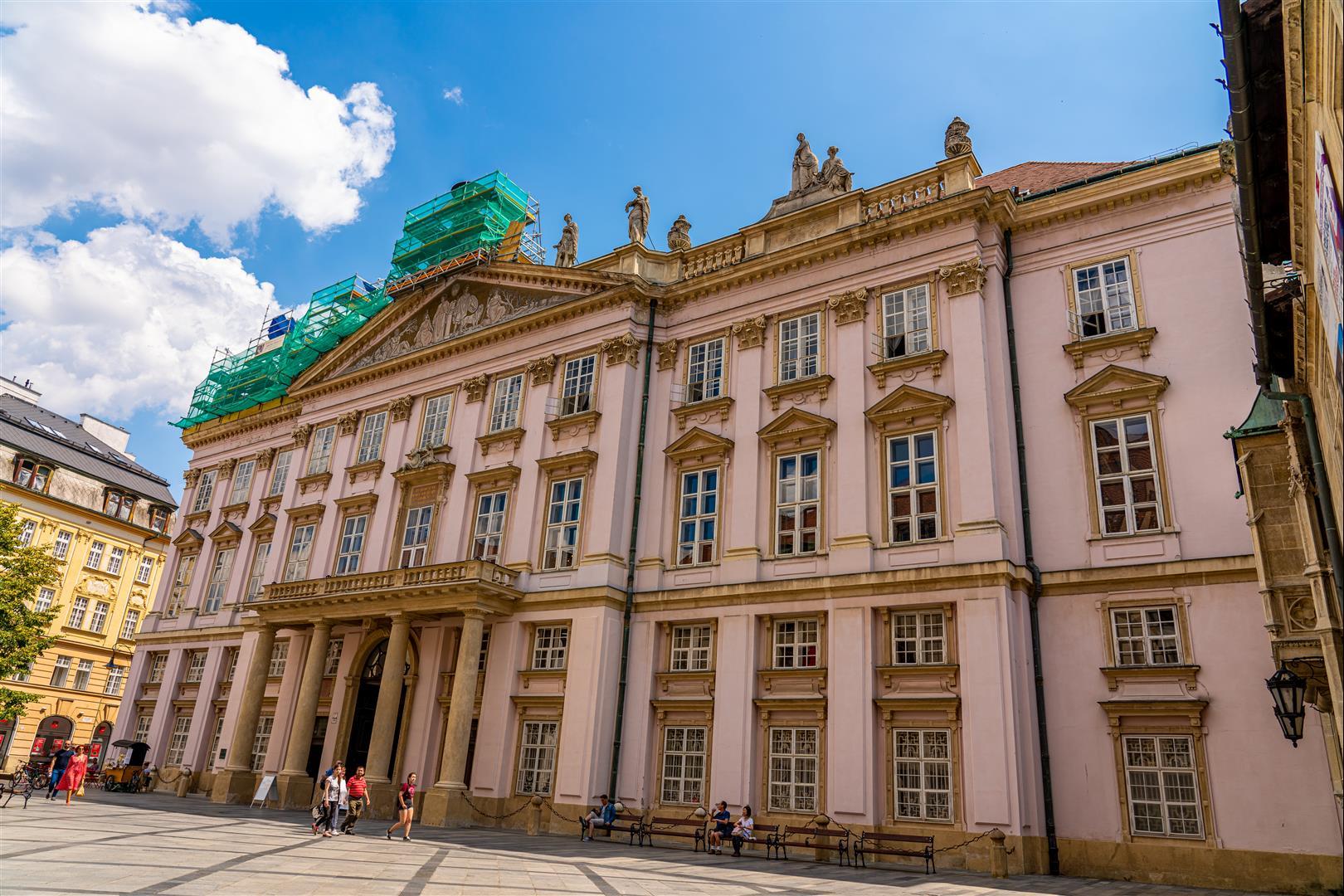 大主教宮 Primaciálny palác