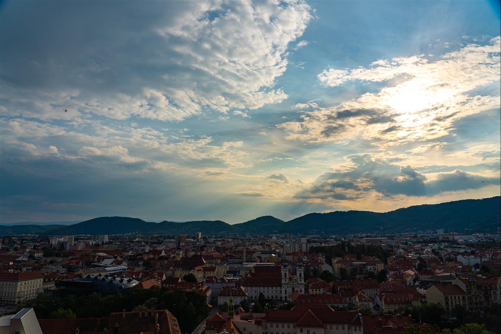 格拉茲城堡山
