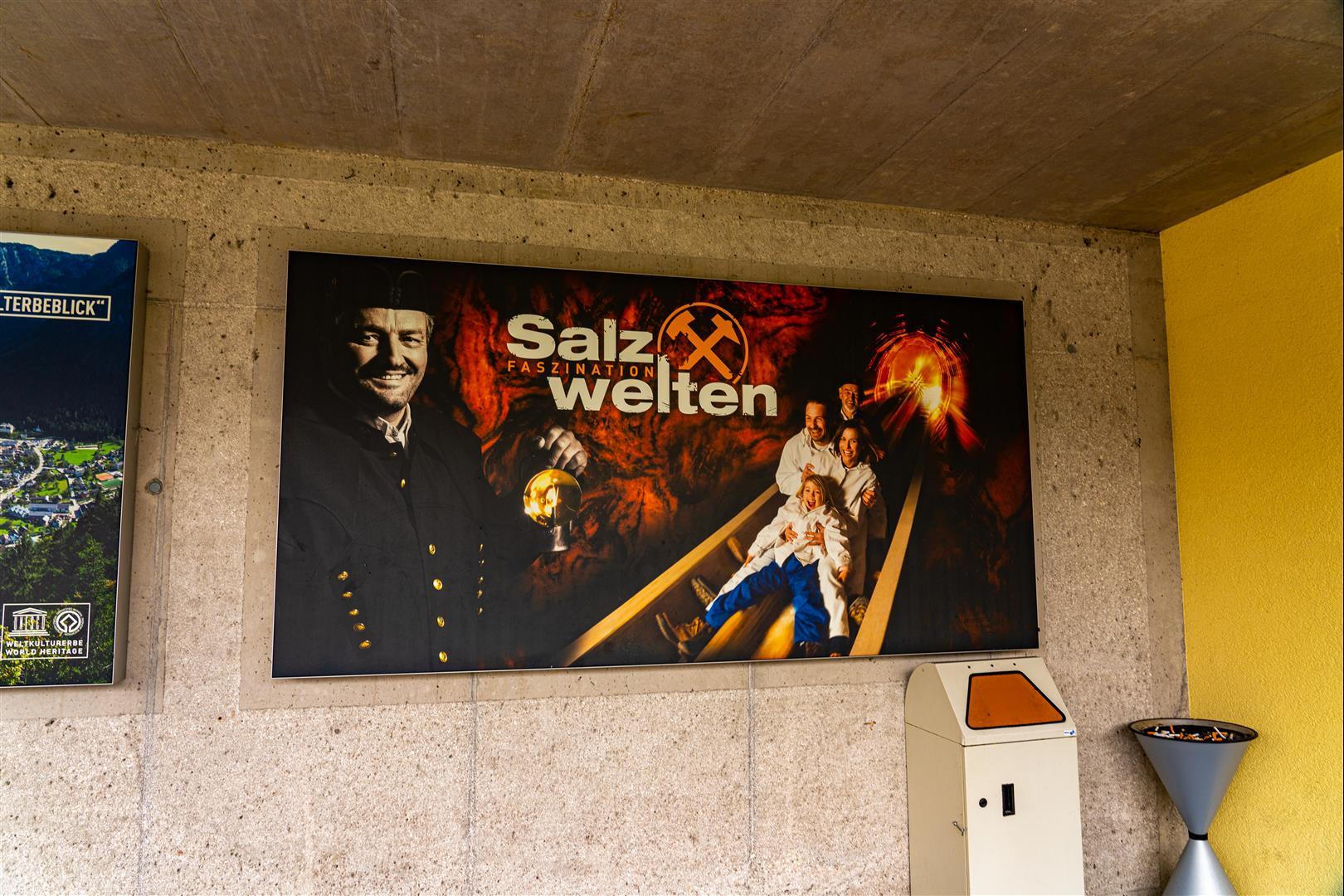 哈斯塔特鹽礦 Hallstatt Salt Mine
