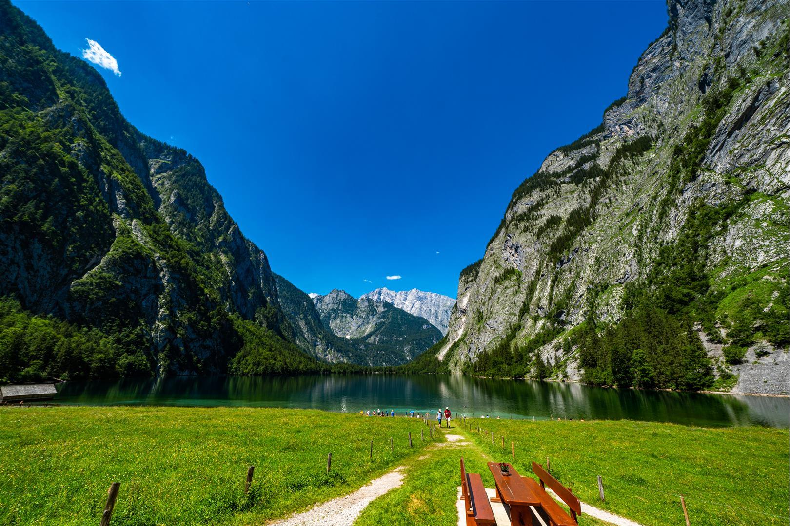 上湖 Obersee