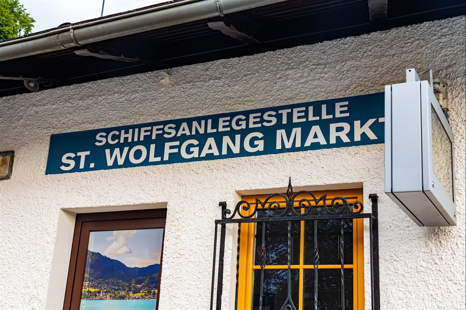 聖沃夫岡 St. Wolfgang