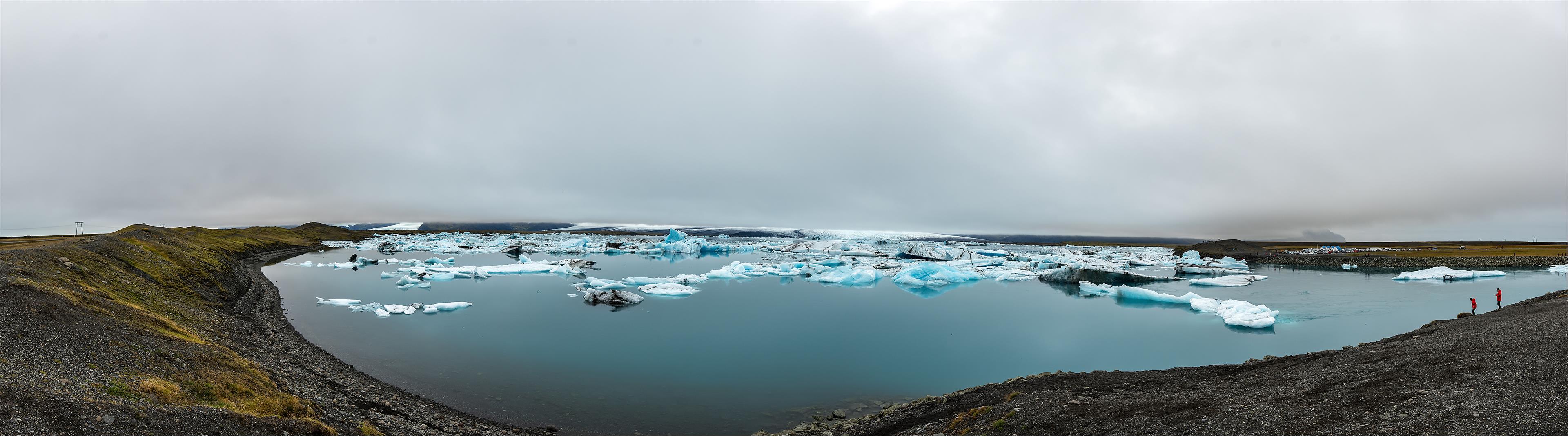 傑古沙龍冰河湖 Jokulsarlon