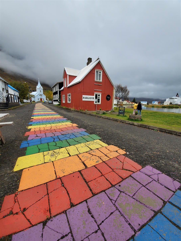 塞濟斯菲厄澤 Seyðisfjörður