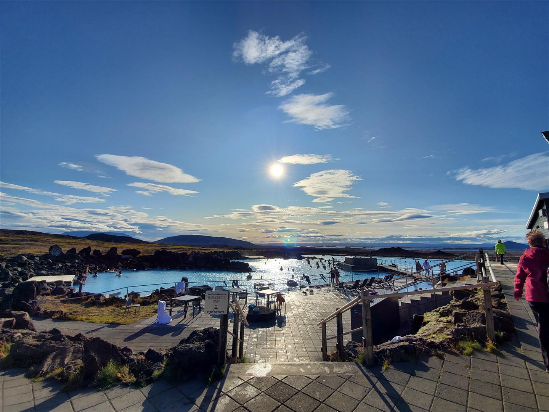 米湖溫泉 Jarðböðin við Mývatn