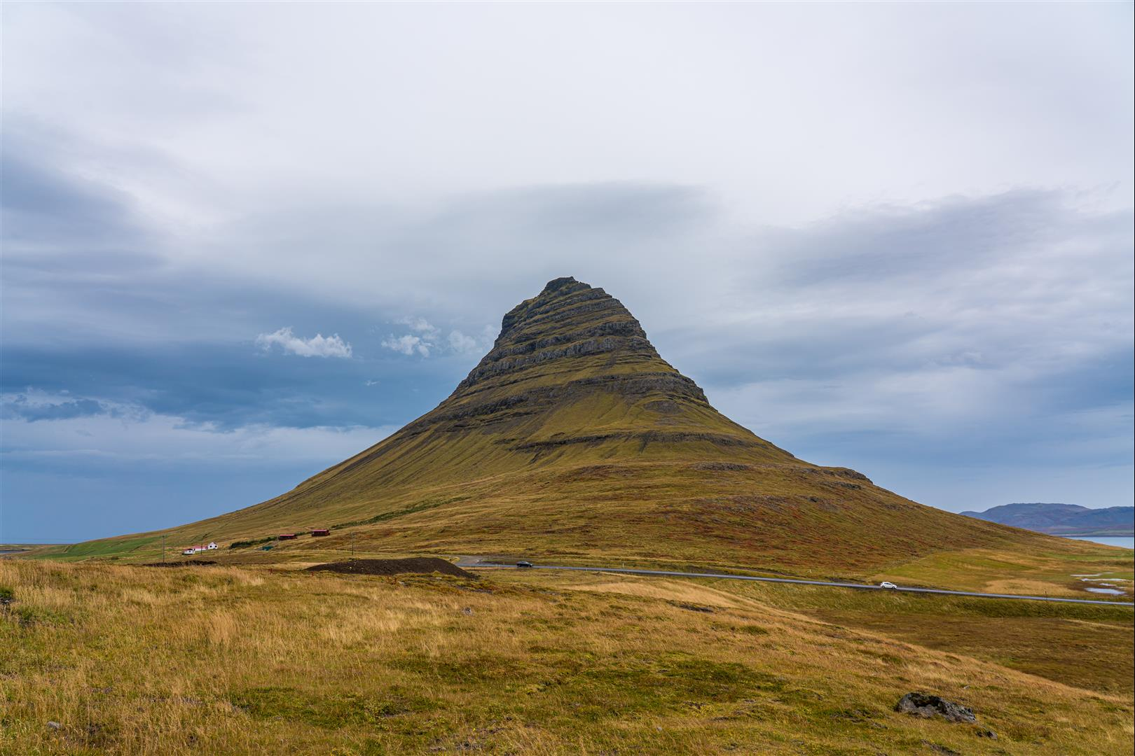 教會山 Kirkjufell