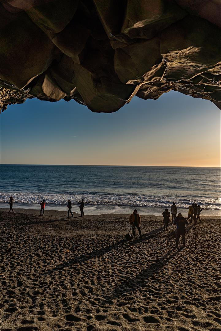 黑沙灘 Reynisfjara Beach