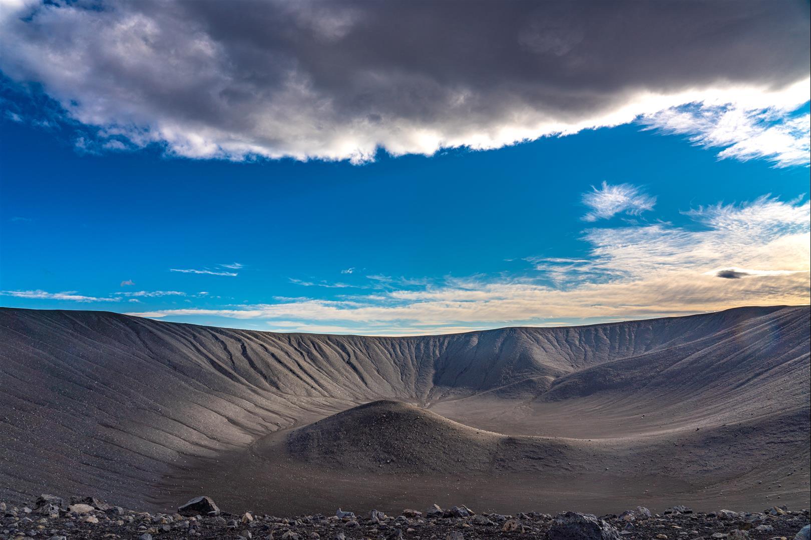 惠爾火山 Hverfjall