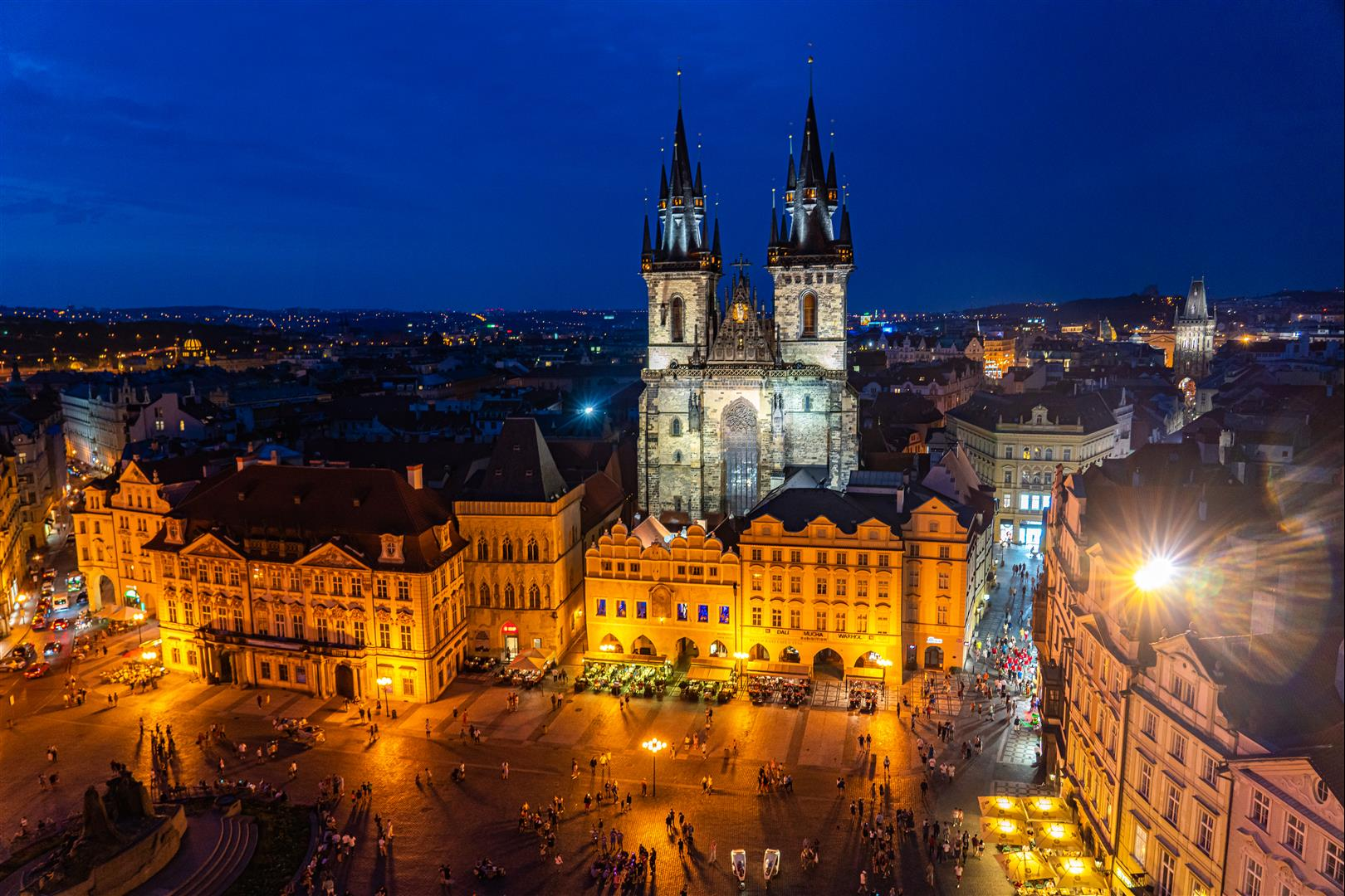 布拉格景點