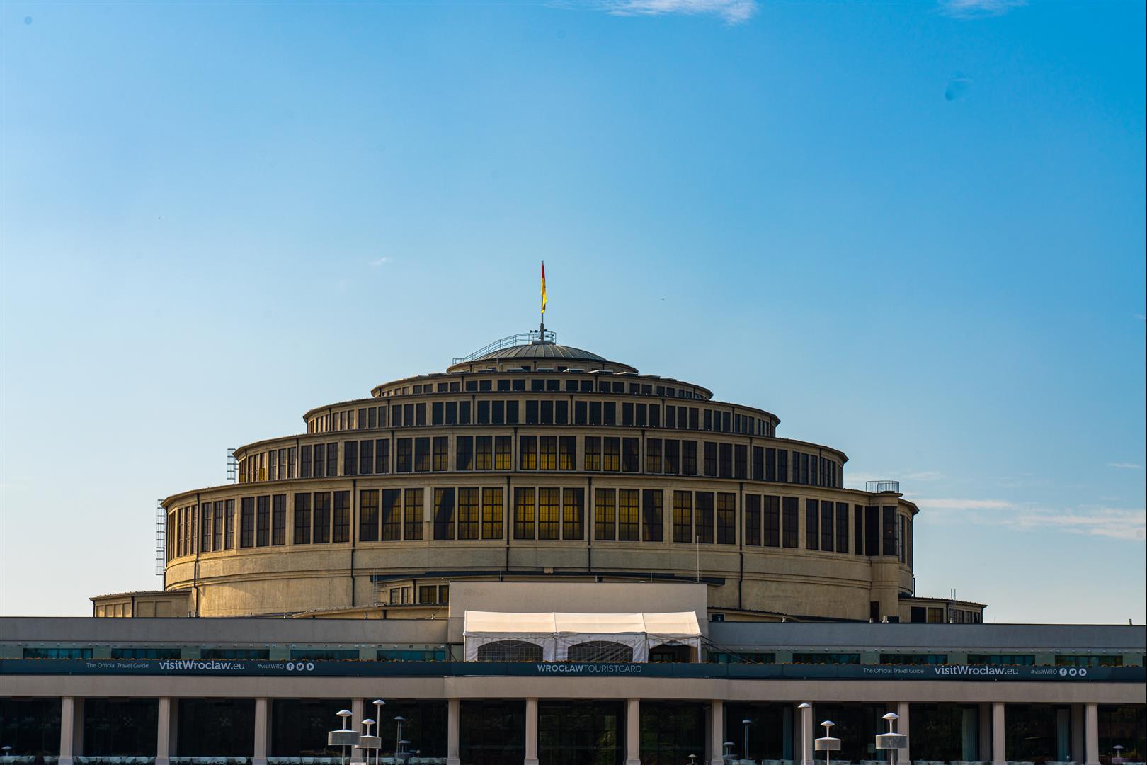 百年廳 Centennial Hall