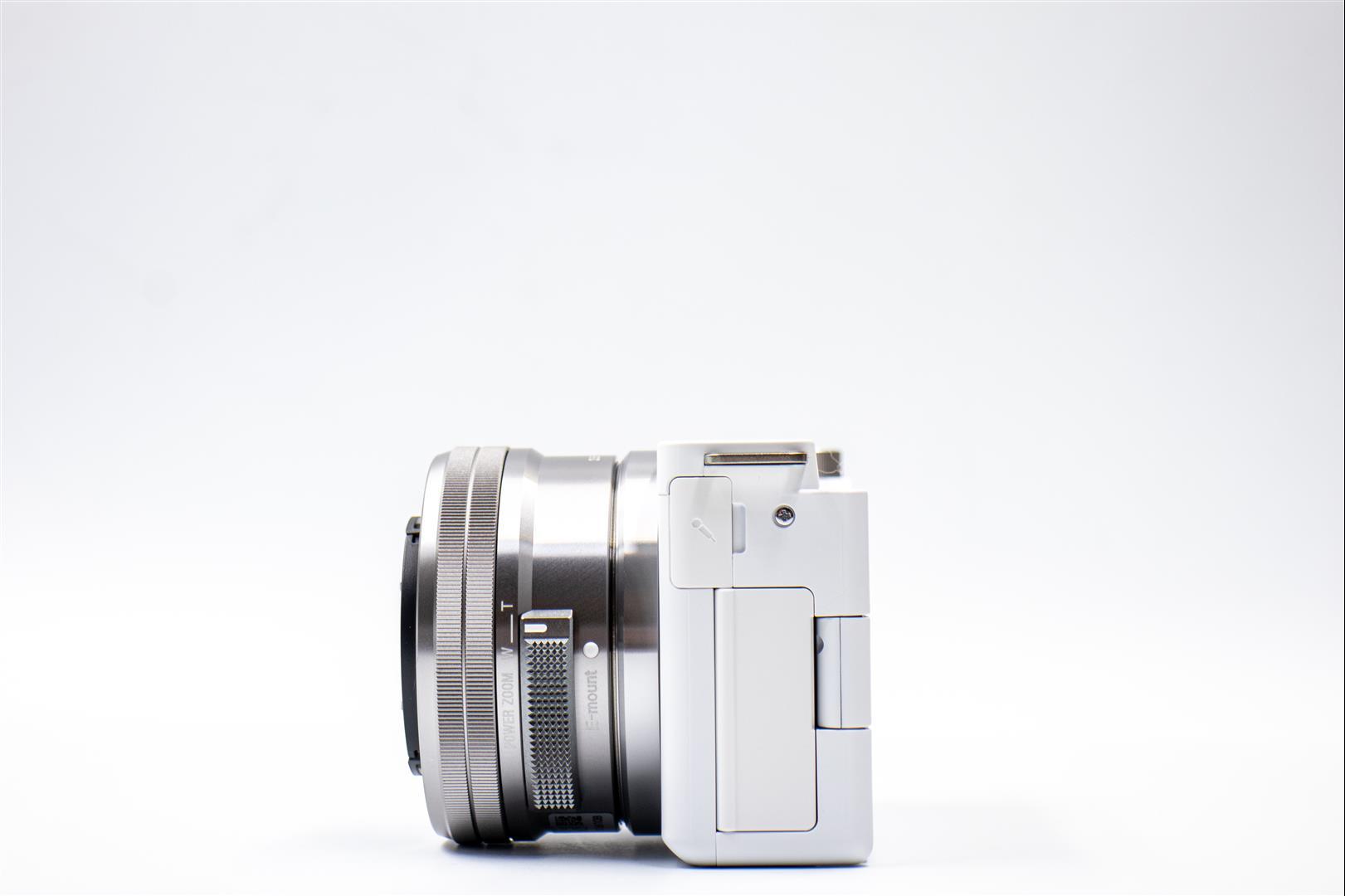 Sony ZV-E10 開箱